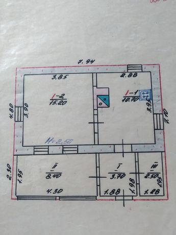 Продам дом требует ремонта