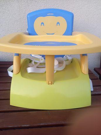 Krzesełko do karmienia przyczepiane