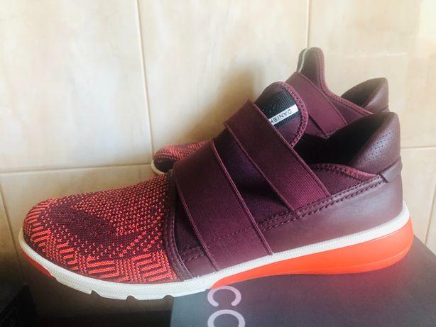 Кроссовки кеды мокасины обувь Ecco 40 размер женские
