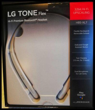 Słuchawki LG Tone Flex *NOWE*