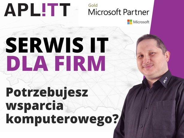 Łódź   serwis IT i obsługa stanowisk komputerowych dla firm