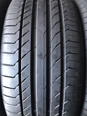 245/45/19 R19 Continental ContiSportContact 5 4шт