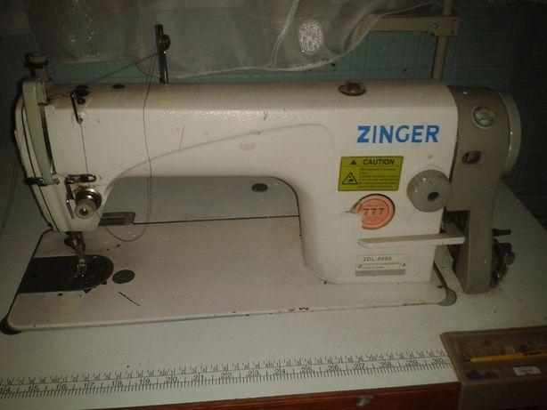 Продам швейну машинку ZINGER ZDL-8900