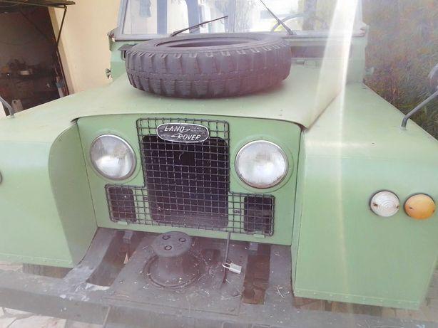 Land Rover serie 2A 1968