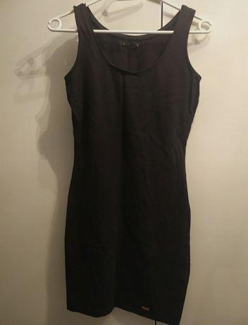 Sukienka mała czarna Mohito
