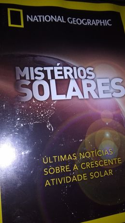 DVD•National Geographic -Mistérios Solares
