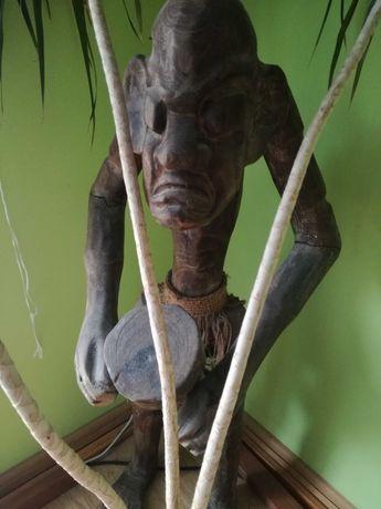 Tubylec figurka drewno