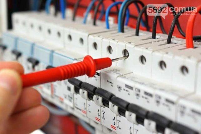Електрик, електромонтажні роботи Ужгород
