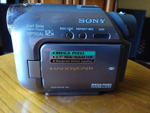 Câmara de Filmar Sony