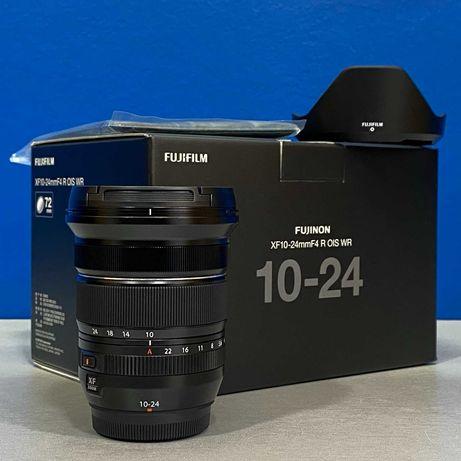 Fujifilm XF 10-24mm f/4 R OIS WR (NOVA - 2 ANOS DE GARANTIA)