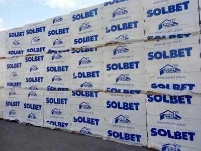 SOLBET Gazobeton 24x24x59 KLASA 600 W-wa