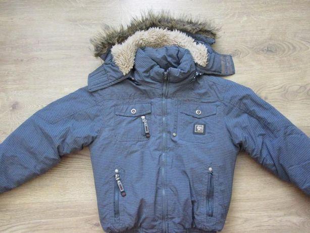 Sprzedam zimową kurtkę wzrost 140 cm