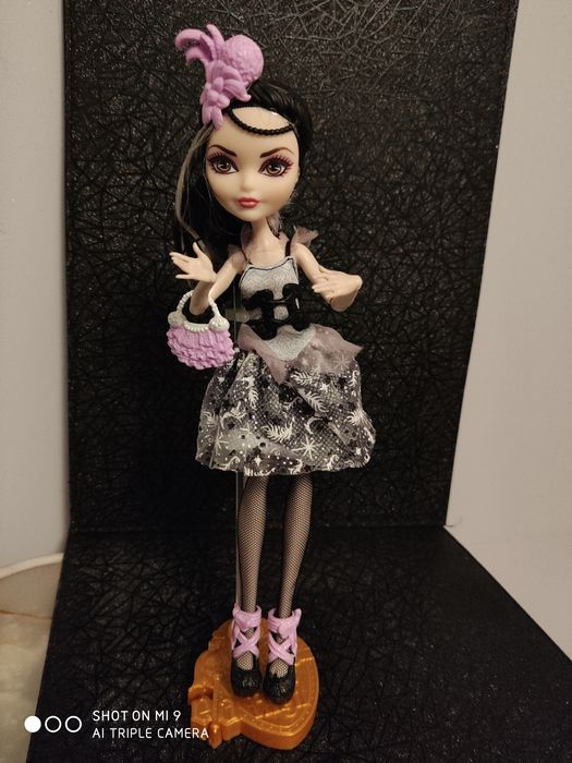 Ever After High Duchess Swan Basic 1 seria UNIKAT Lublin - image 1