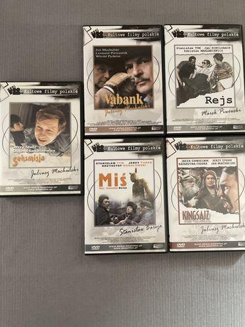 Kultowe filmy polskie DVD
