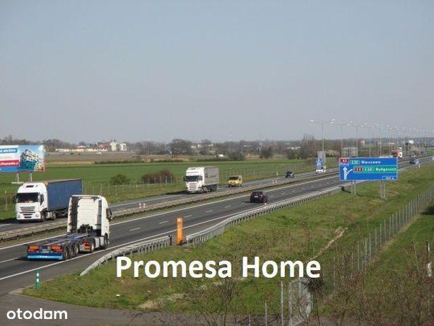 przy autostradzie A2 węzeł Poznań Wschód MPZP - AG