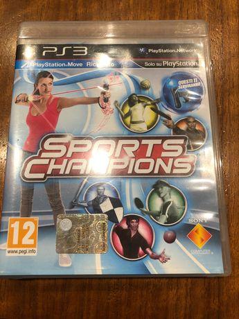 Gra na PS3 - Sports Champions