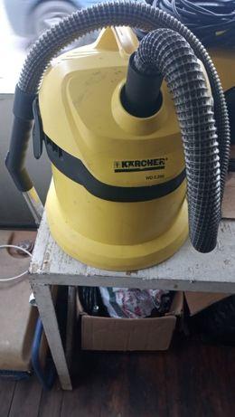 Пилосос (пылесос) будівельний (промышленный) Karcher WD 2.