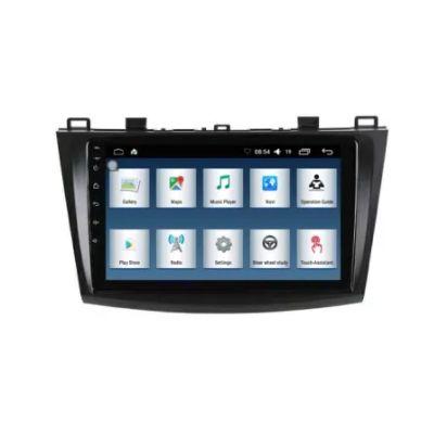 Radio 2din Android Mazda 3 wifi usb gps 10-13