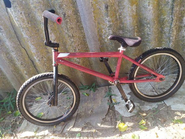 Bmx-бмх, велосипед для трюків