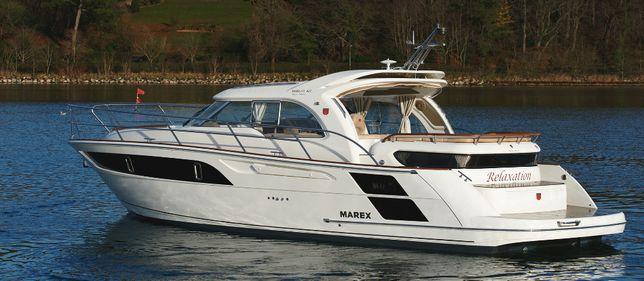 Nowy jacht motorowy MAREX 373. Nowy model! Jacht roku.