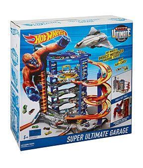 Супер гараж гигант парковка Hot Wheels Super Ultimate Garage Playset.