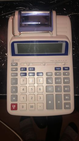 Calculadora United office CPD 430