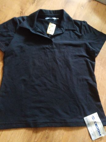 Koszulka polo damska M