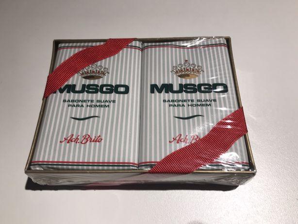 Sabonete Musgo Real - 160g x 2 - NOVO