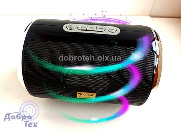 НОВЫЕ!!! GOLON RX-1855BT блютус колонка MP3, FM Радио, светомузыка