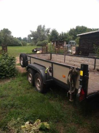 Przyczepa ciężarowa ład 1820kg
