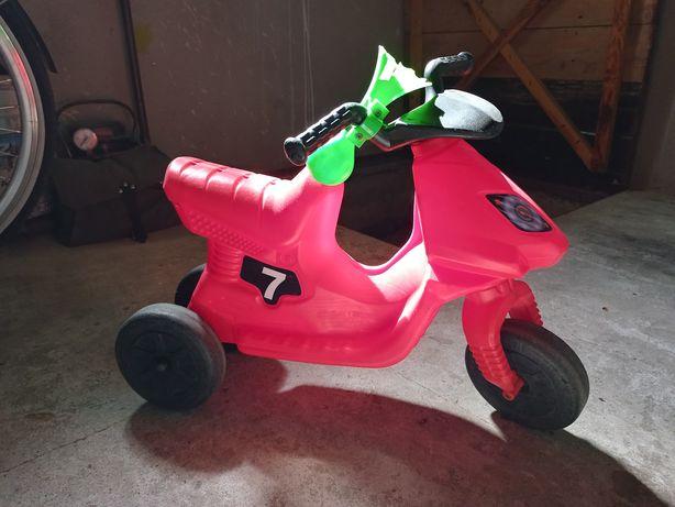 Motorek biegowy Tesco