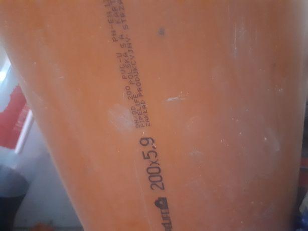Rury Kanalizacyjne 200x5.9