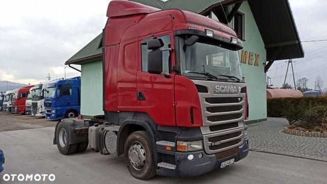 Scania R 420  Scania R 420 Hydraulika Retarder