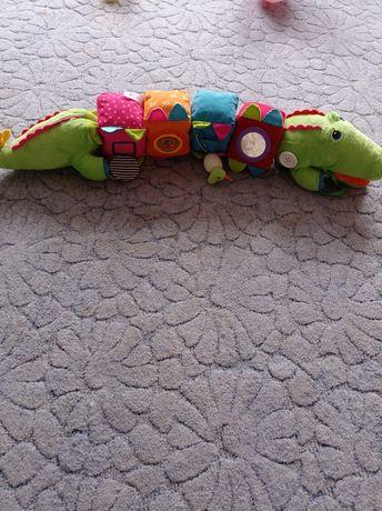 Развивающий крокодил