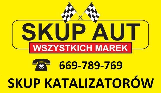 złomowanie aut skup samochodów skup katalizatorów Śląsk Sosnowiec