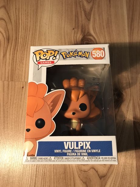 Figurka Funko Pop - Pokemon: Vulpix nr 580