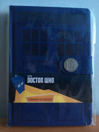 Doktor Who - Doctor Who - Tardis - Dziennik - Nowy