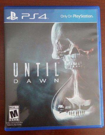 Jogo Until Dawn PS4