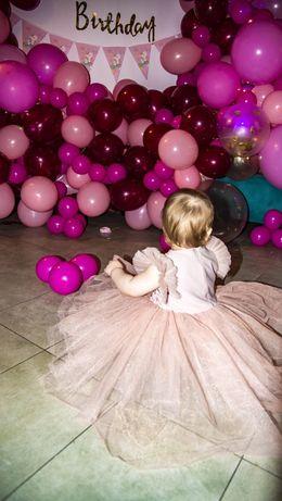 Детское платье на годик