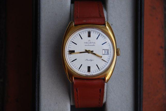 Piękny szwajcarski zegarek Helvetia Prestige Automatic - UNIKAT