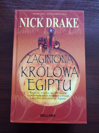 Zaginiona Królowa Egiptu Nick Drake