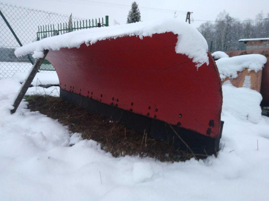Pług do śniegu Zetor   2,6 szerokość Stary Adamów - image 1