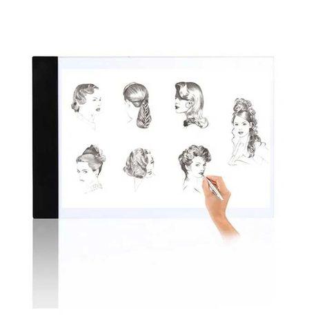 Графический световой планшет для копирования и рисования
