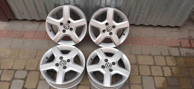 Диски VW R14 4x100 5J ET35 Polo Lupo Golf Jetta UP
