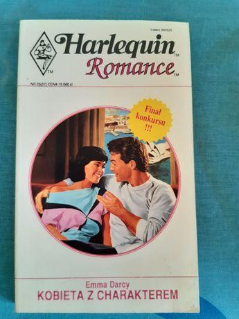 """Kobieta z charakterem"" Emma Darcy Harlequin"