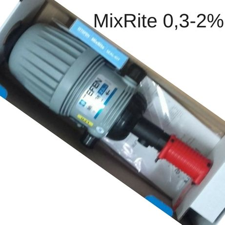 Pompa dozująca MixRite, 0,3 - 2 %, dozownik do leków , witamin
