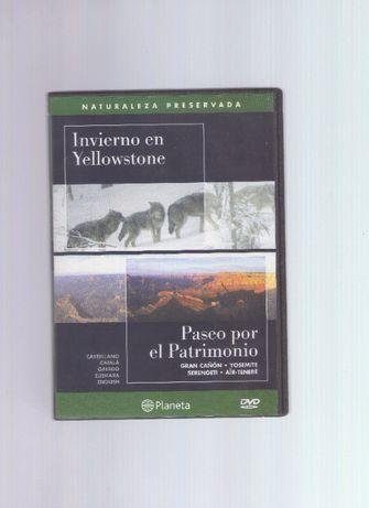 dvds em espanhol de lugares de lendas