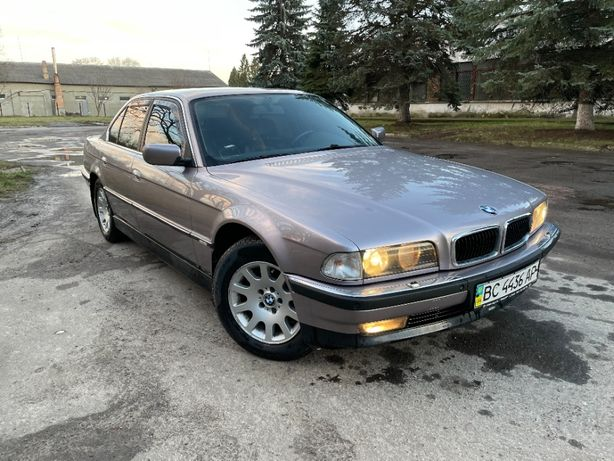 BMW e38 740i 1995 Перший та єдиний власник в Україні