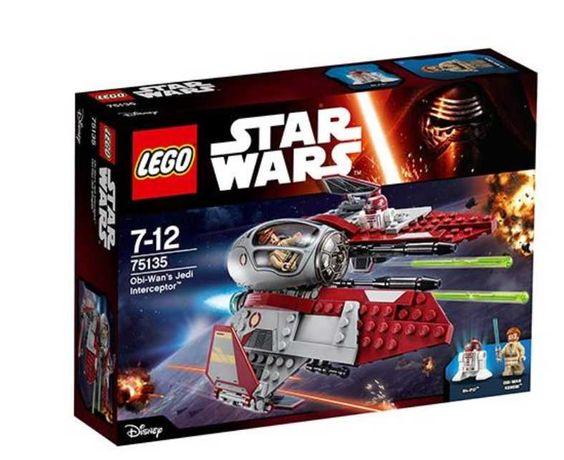LEGO Star Wars 75135 Artigo NOVO E SELADO 25€