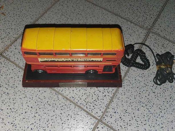 Telefone  em Forma de Autocarro
